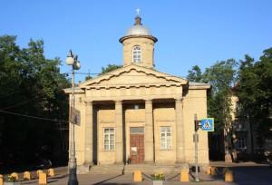Лютеранская церковь Кирха