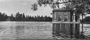 Павильон Венеры в Дворцовом парке Гатчины