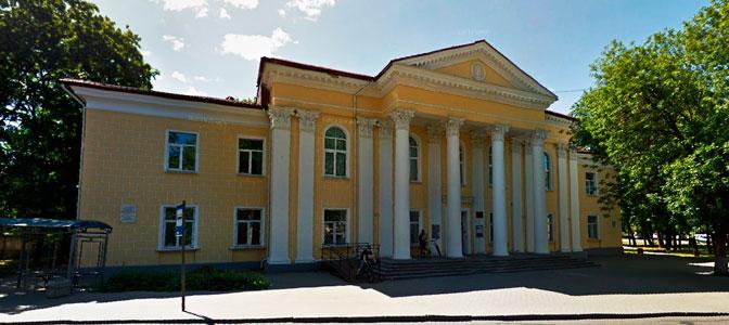 Гатчинская музыкальная школа
