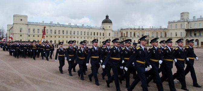 Парад Победы в Гатчине