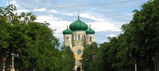 Гатчинский кафедральный собор святого апостола Павла