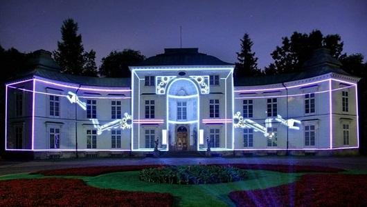 Ночь света в Гатчине 2016