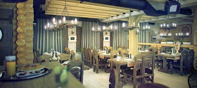 Ресторан «Бурый медведь»