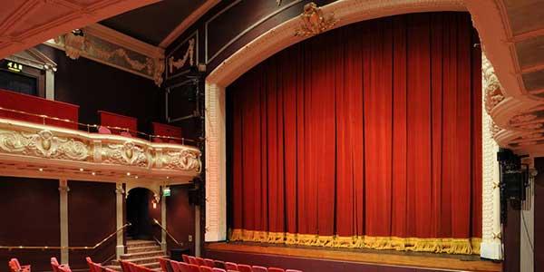 Театр в Гатчине